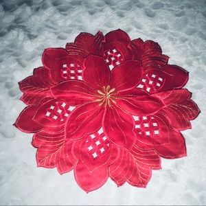 Holiday Table Topper - small